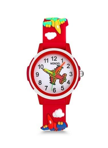 Wendel Saat Kırmızı